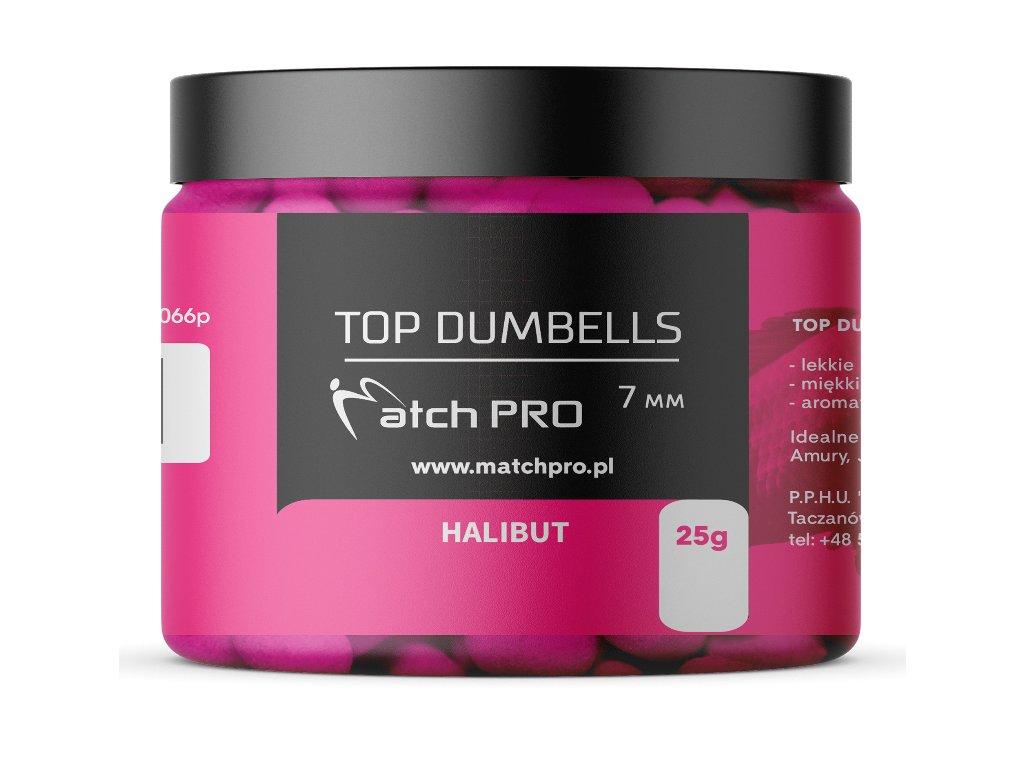 TOP DUMBELLS HALIBUT 7mm 25g MatchPro