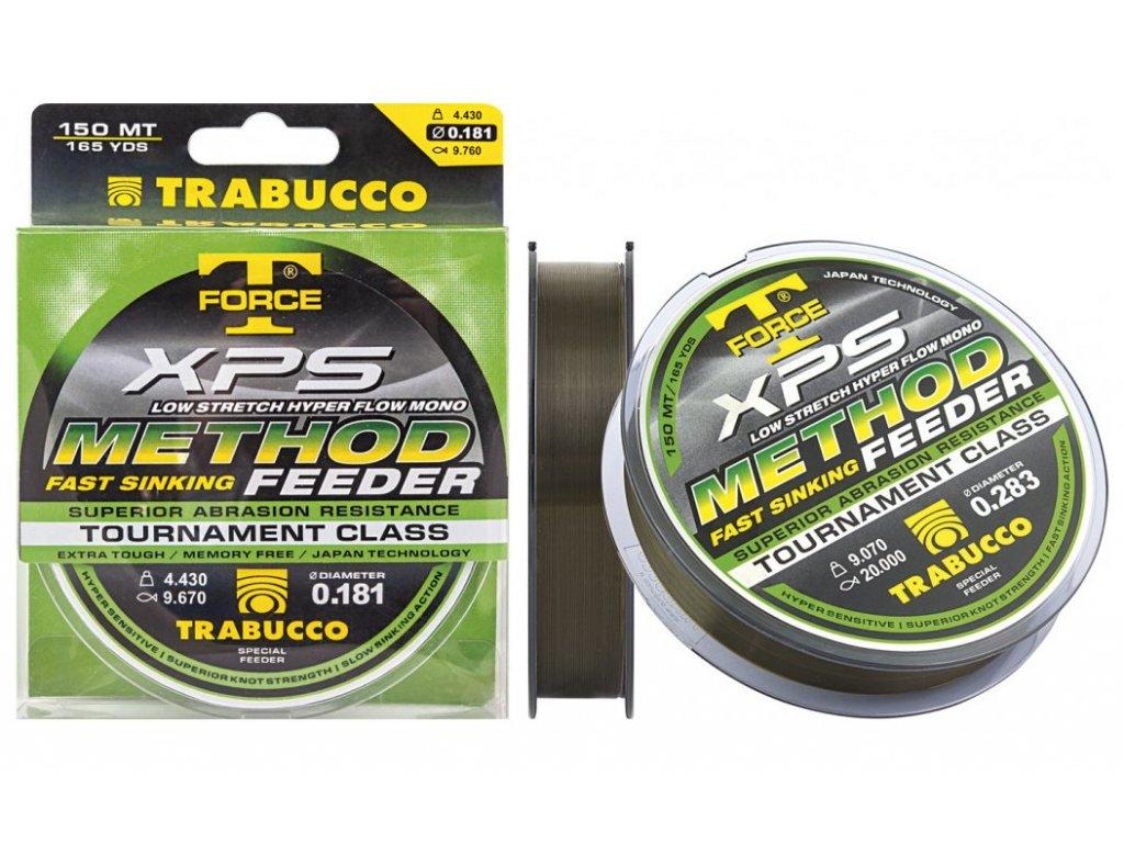 Trabucco vlasec T Force XPS METHOD FEEDER 150m