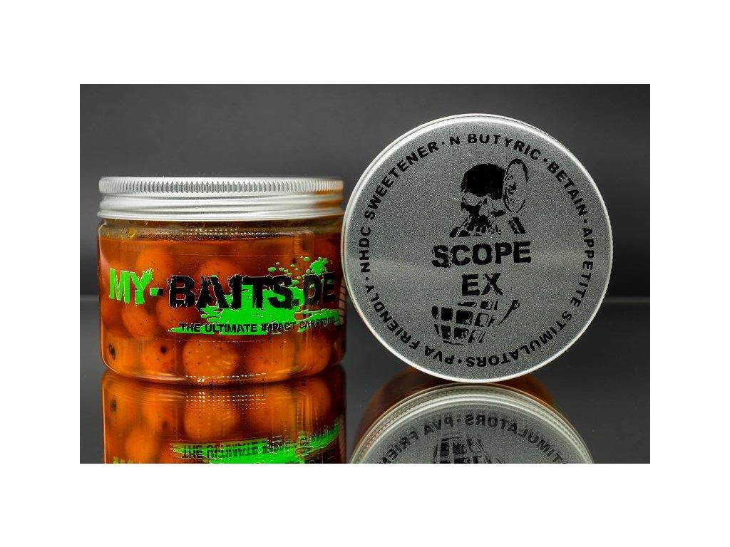 k RainbowSix Fluoro Tiger Nuts Scope Ex My Baits 3