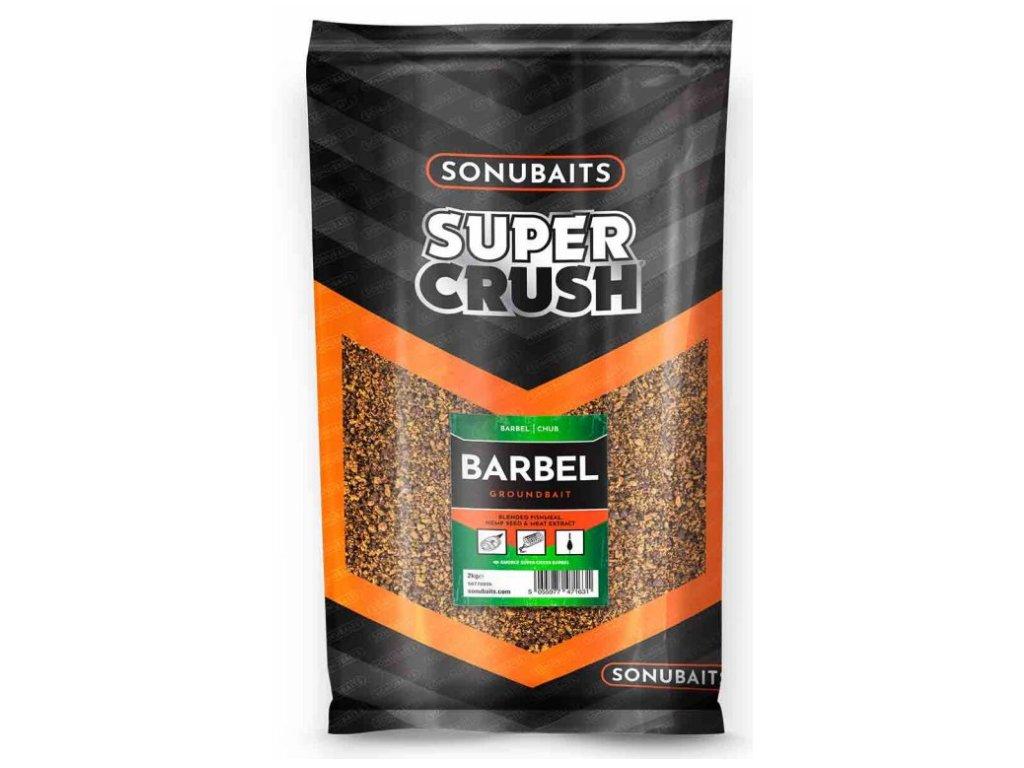Sonubaits krmeni Barbel Groundbait 2 kg