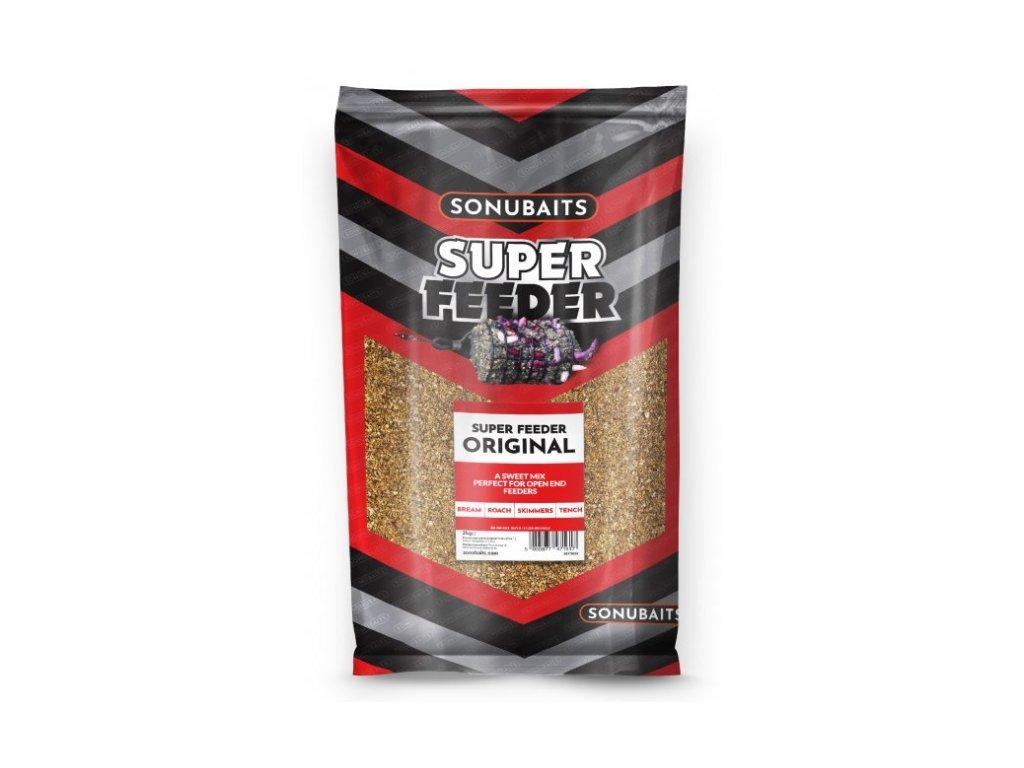 Sonubaits krmeni Super Feeder Original 2 kg