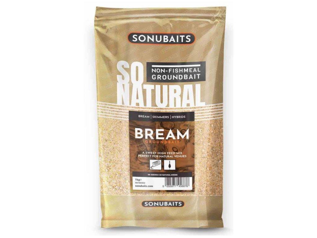 Sonubaits krmeni So Natural Bream 1 kg