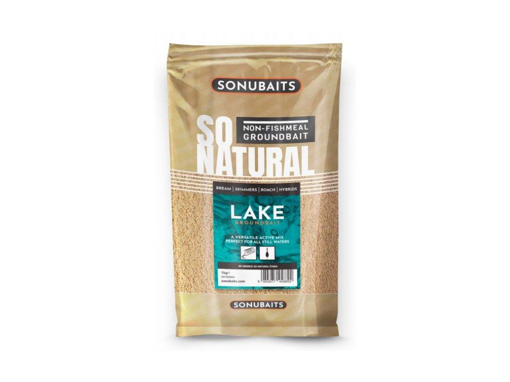 Sonubaits krmeni So Natural Lake 1 kg