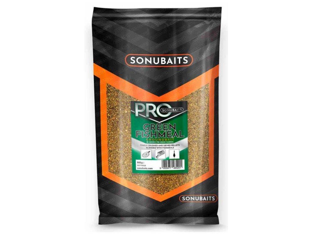 Sonubaits krmeni Pro Green Fishmeal 900 g
