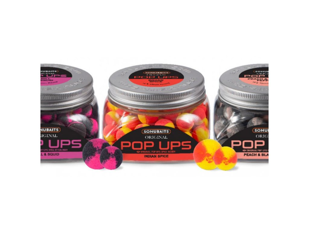 Sonubaits Original Pop Ups 50 g