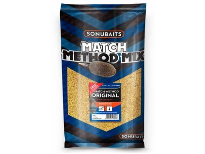 Sonubaits krmeni Match Method Mix 2 kg