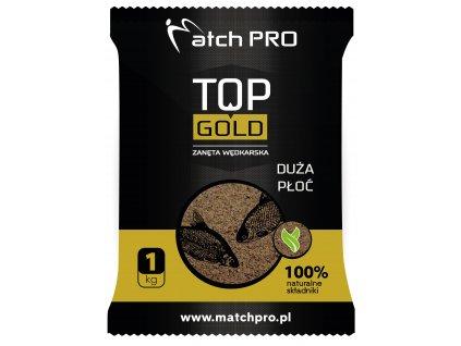 TOP GOLD DUŻA PŁOĆ Zanęta MatchPro