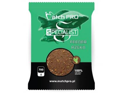 SPECIALIST FEEDER RZEKA Zanęta MatchPro 700g