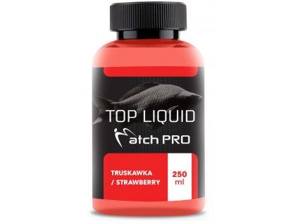 TOP Liquid STRAWBERRY TRUSKAWKA MatchPro 250ml