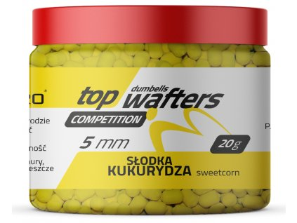 TOP DUMBELLS WAFTERS SWEETCORN 5x6mm 20g MatchhPro