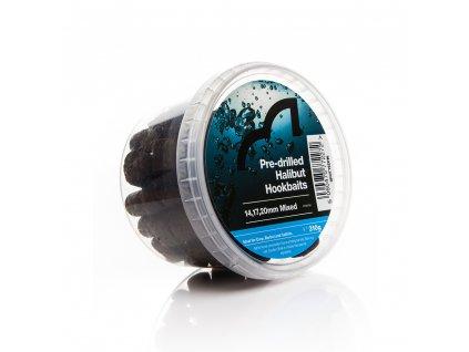 SpottedFin Mix halibut pelet s dírou 310 g