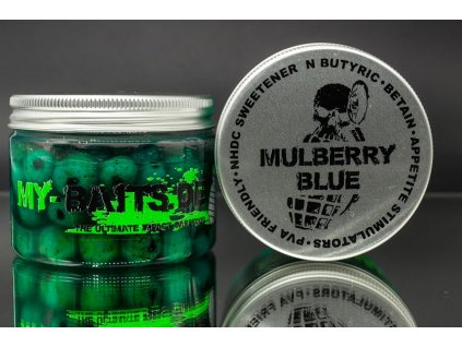 k RainbowSix Fluoro Tiger Nuts Mulberry Blue My Baits1