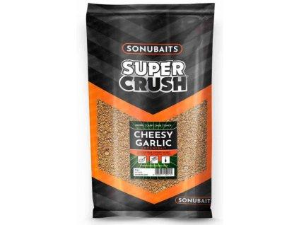 Sonubaits krmeni Cheesy Garlic Crush 2 kg
