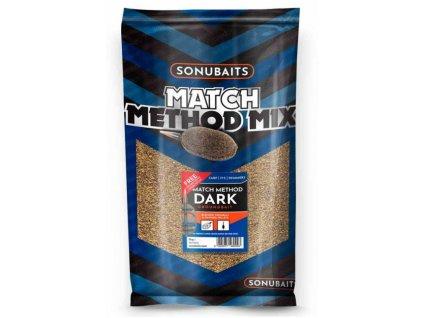 Sonubaits krmeni Match Method Mix Dark 2 kg