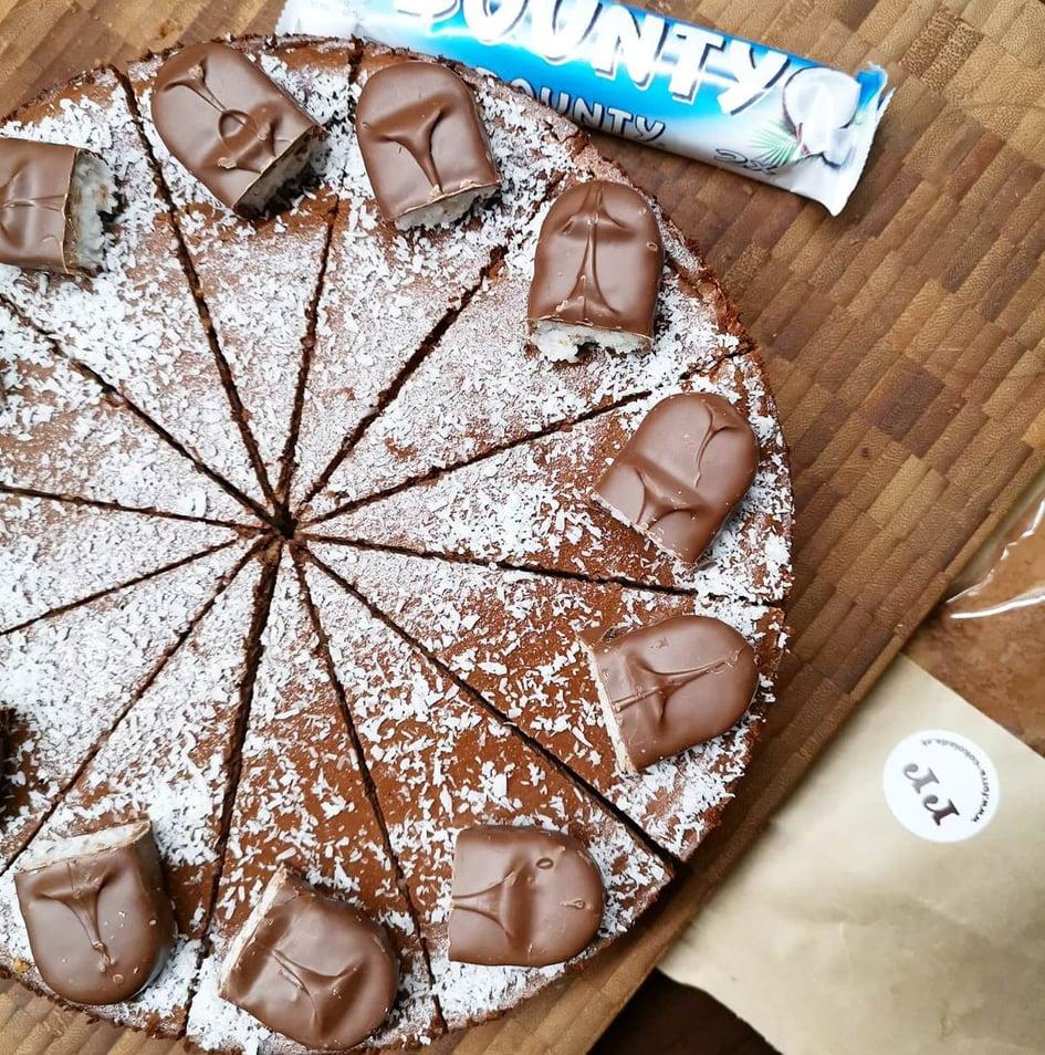 Nedeľné inšpirácie na každý deň - Cheesecake s kokosovým pudingom