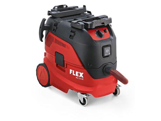 VCE 33 L AC Bezpečnostní vysavač s automatickým čistěním filtru, třída L  + Sleva 10% na produkty FLEX + 3 roky záruka