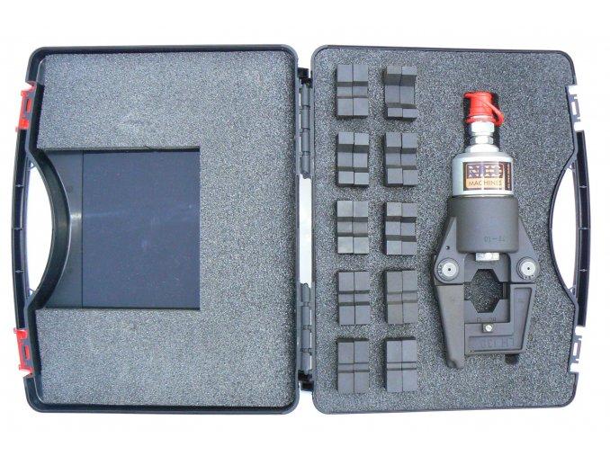Hydraulická lisovací hlava KL 130 16 - 300mm2