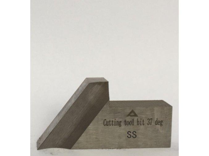 Nůž standard 37° úkos na uhlíkovou ocel
