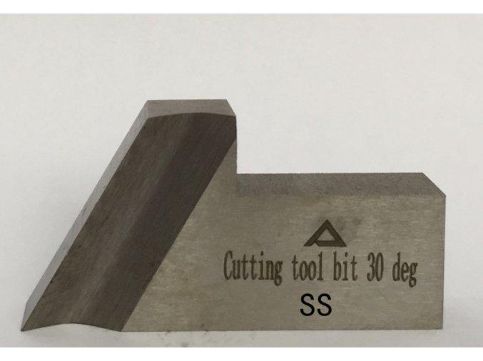 Nůž premium 30° úkos na nerezovou ocel