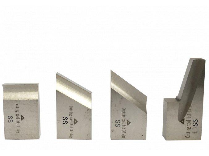 Set nožu premium- 0°;30°;37°;15° na nerezovou ocel