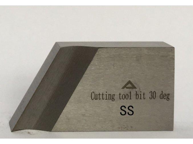 Nůž premium na nerez 30° úkos