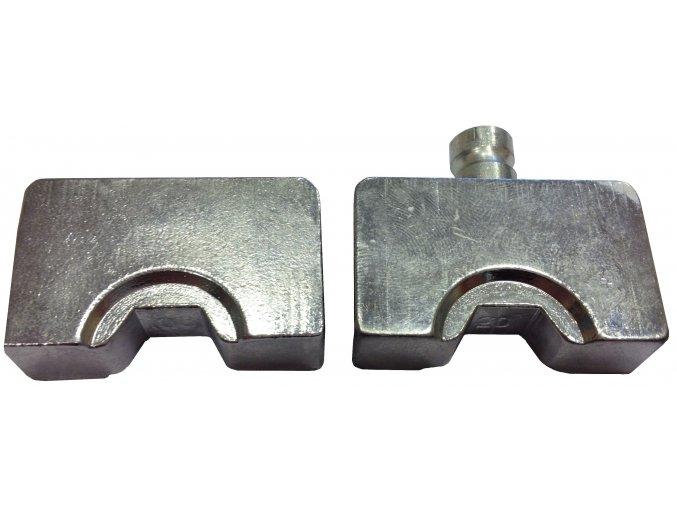 Lisovací čelisti pro zařízení CYO400C