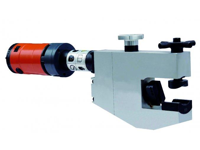 Ukosovací systém ISC-108 na trubky pro operace na špatně přístupných místech (Ø 50-108mm) elektrický