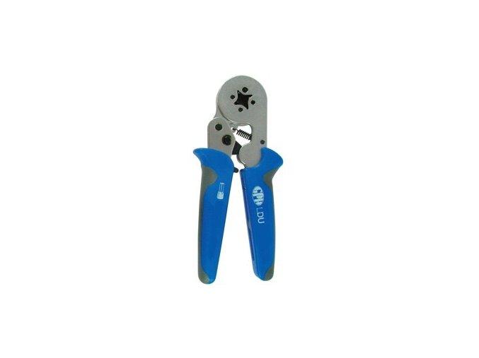 Kleště na dutinky lisovací univerzální GPH LDU 0,5-6, průřez 0,5 - 6mm2