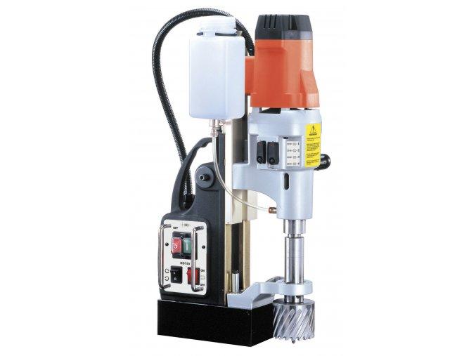 Magnetická vrtačka N.KO Machines MD 750 4-rychlostní, nejlevnější na trhu do pr. vrt. 75mm
