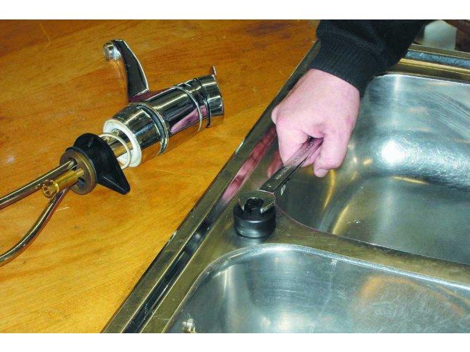 Ø 28,3 mm děrovací nástroj kpl. Sanita
