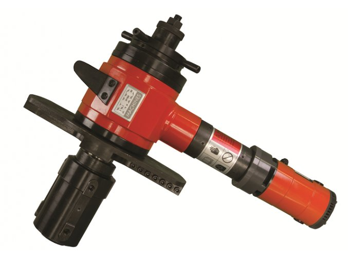 Ukosovací systém SDC-350T pro úkosování trubek s vnitřním upnutím (d 150-330mm) elektrický