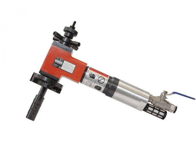 Ukosovací systém TCM-350T pro úkos. trubek s vnitřním upnutím (d 150-330mm) pneumatický