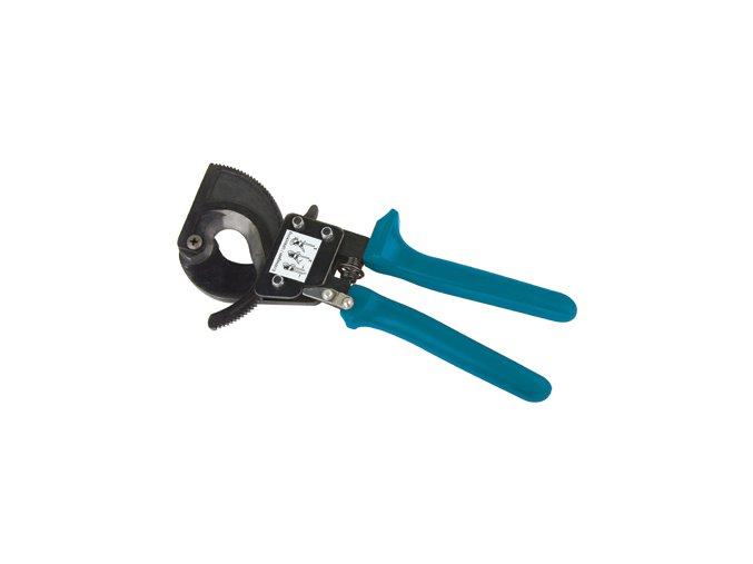 Ruční ráčnové nůžky pro střihání kabelů TCR_325