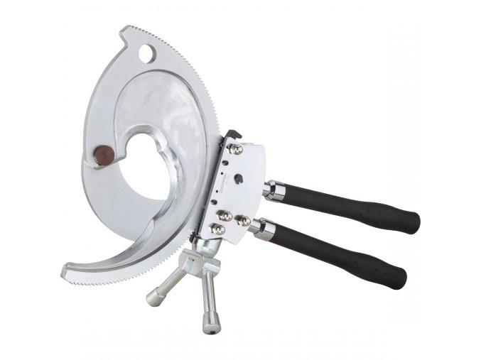 Ruční ráčnové nůžky pro střihání kabelů  ZC-120A