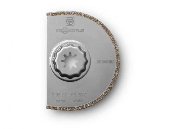 Diamantový pilový list Ø 75mm (5ks/bal) šířka řezu 2,2mm