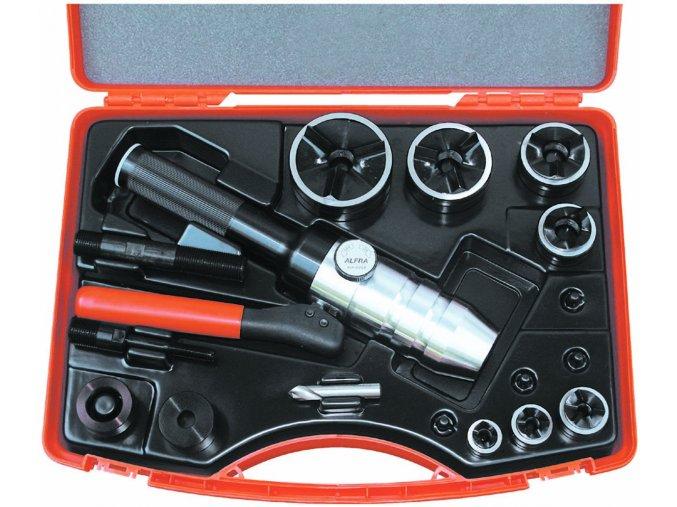 Ruční hydraulická pumpa přímá se sadou Tristar M16 - M40 +PG16+PG21