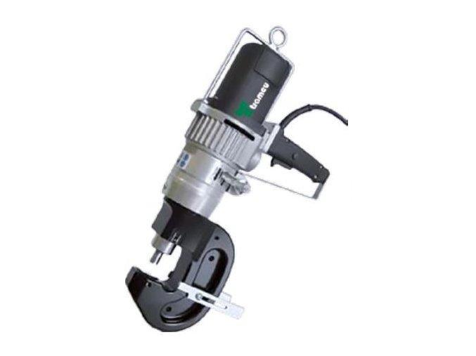 Elektrohydraulický děrovač PZN28MP