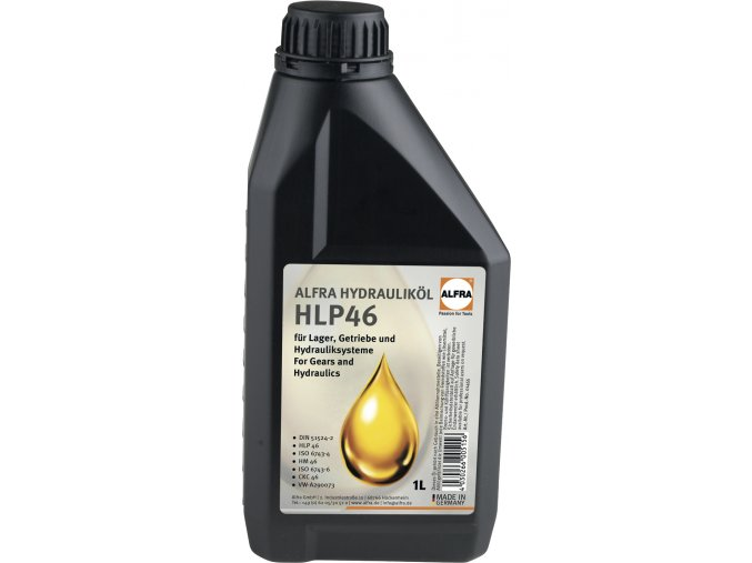 Hydraulický olej HLP 46 - 1l