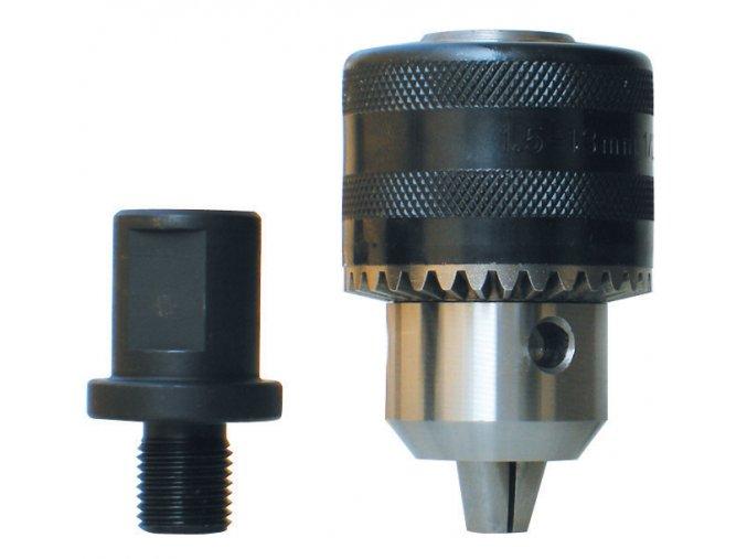 vrtací sklíčidlo pro spirálové vrtáky 1,5-13mm s upínáním WELDON/Rotaquick