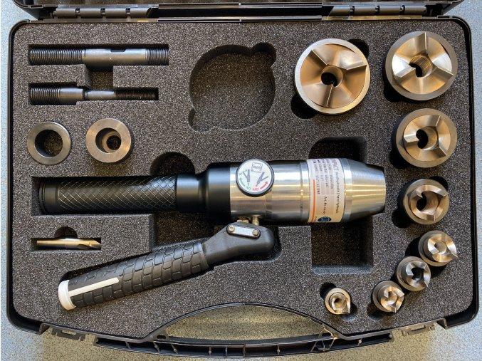 Ruční hydraulická pumpa přímá se sadou PG Tristar Plus PG 9-42
