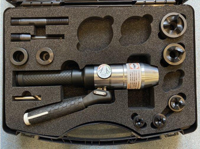 Ruční hydraulická pumpa přímá s metrickou sadou Tristar M16 - M40