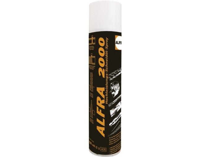 ALFRA BIO 2000 - syntetický řezný olej /sprej 250ml/