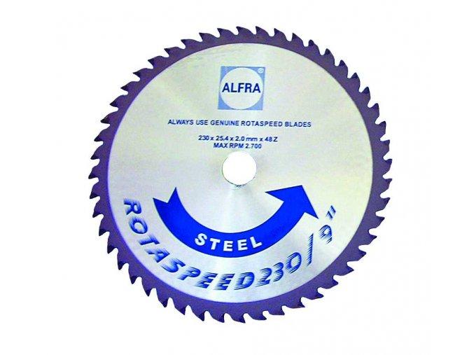 Kotouč  univerzální pro běžnou i nerez ocel, pr.230mm