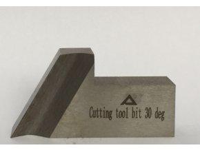 Nůž standard 30° úkos na uhlíkovou ocel