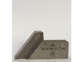 Nůž premium 37° úkos na nerezovou ocel