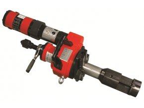 Ukosovací systém ISY-250 pro úkosování trubek s vnitřním upnutím (Ø 80-240mm) elektrický