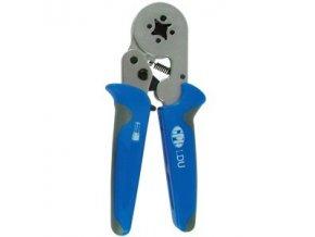 Kleště na dutinky lisovací GPH LDU 0,5-10/P,čtyřhran,  průřez 0,08-10mm2