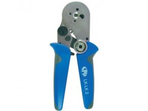Kleště lisovací GPH LK-LK6 s držákem na speciální kontakty; průřez 0,14-6mm2