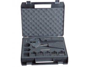 Kleště lisovací GPH LUS 1 v plastovém kufru průřez 0,08-95mm2