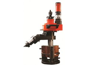 Ukosovací systém TCM_250II pro úkosování trubek s vnitřním upnutím(d80-240mm),autoposuv